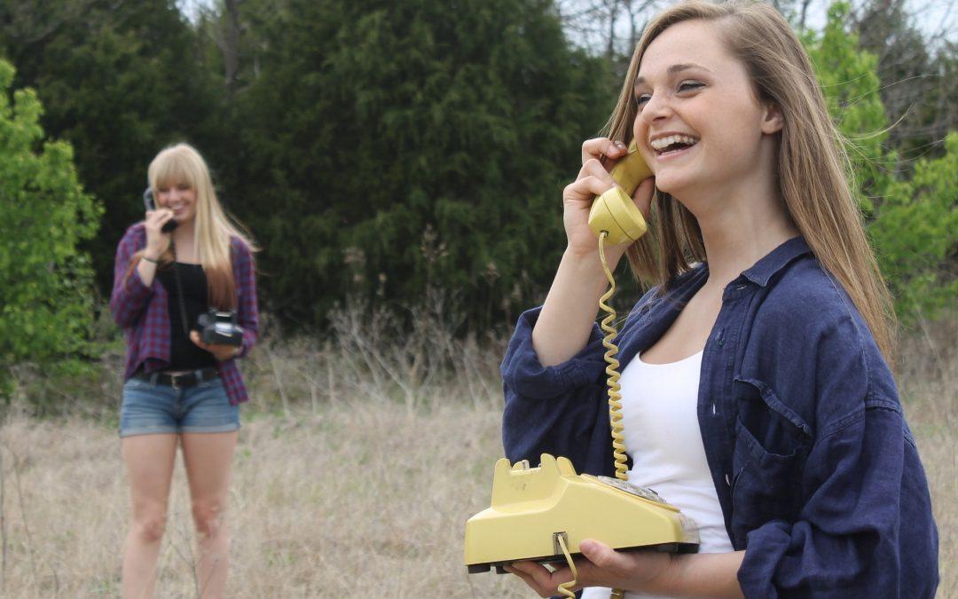 Overcoming telephone call jitters